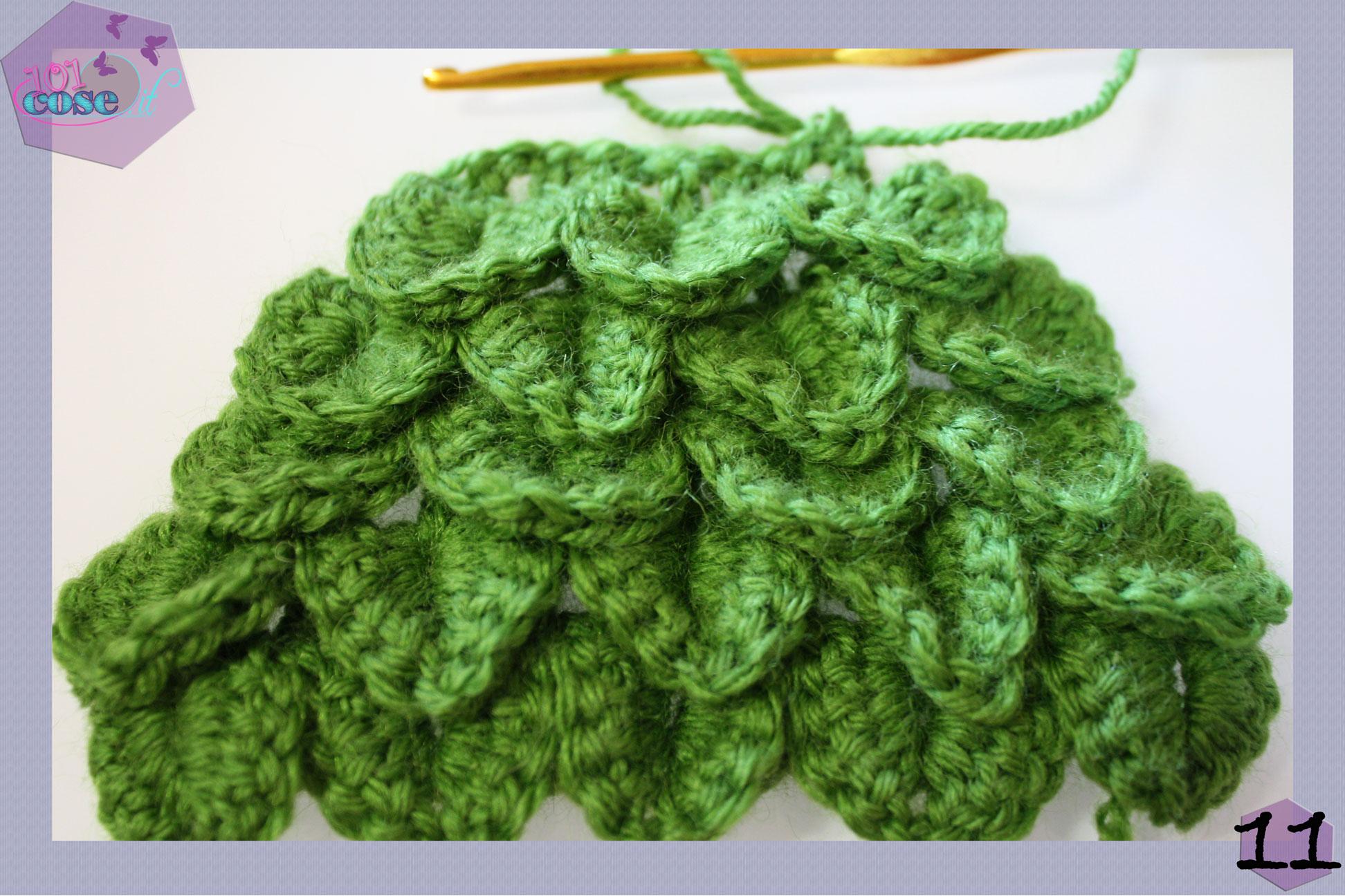 Albero Natale Uncinetto Tutorial - Christmas tree Crochet - Arbol ... | 1296x1944