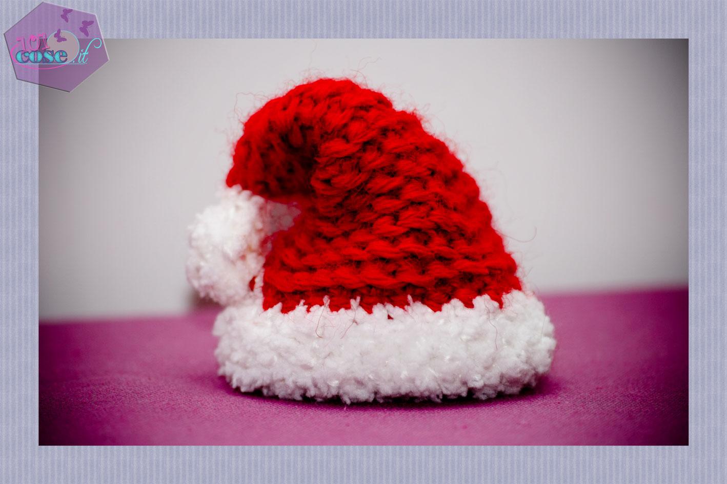Come Fare Il Cappello Di Babbo Natale 101 Cose