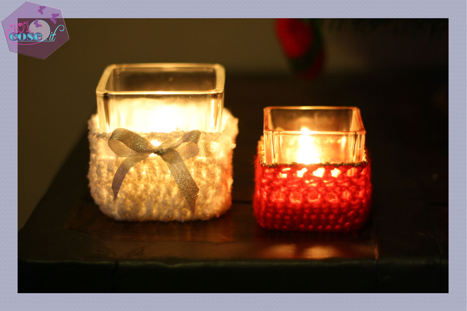 Come fare le candele di natale 101 cose - Come fare le candele in casa ...
