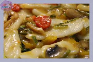 Gnocchi di riso cinesi 101 cose for Ricette cinesi riso